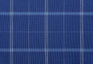 CALYPSO Matratzenstoff SUNBRELLA Karo blau